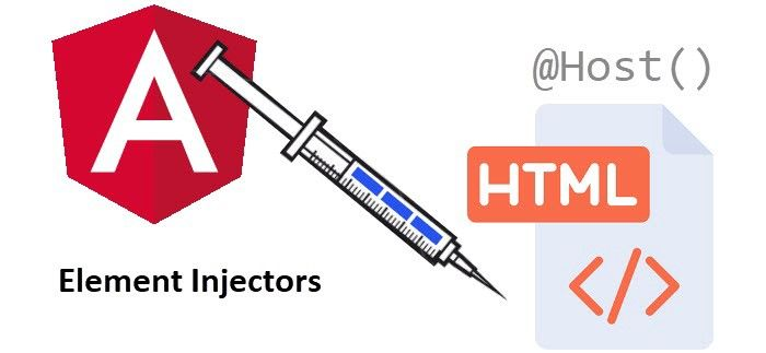 A curious case of the @Host decorator and Element Injectors in Angular