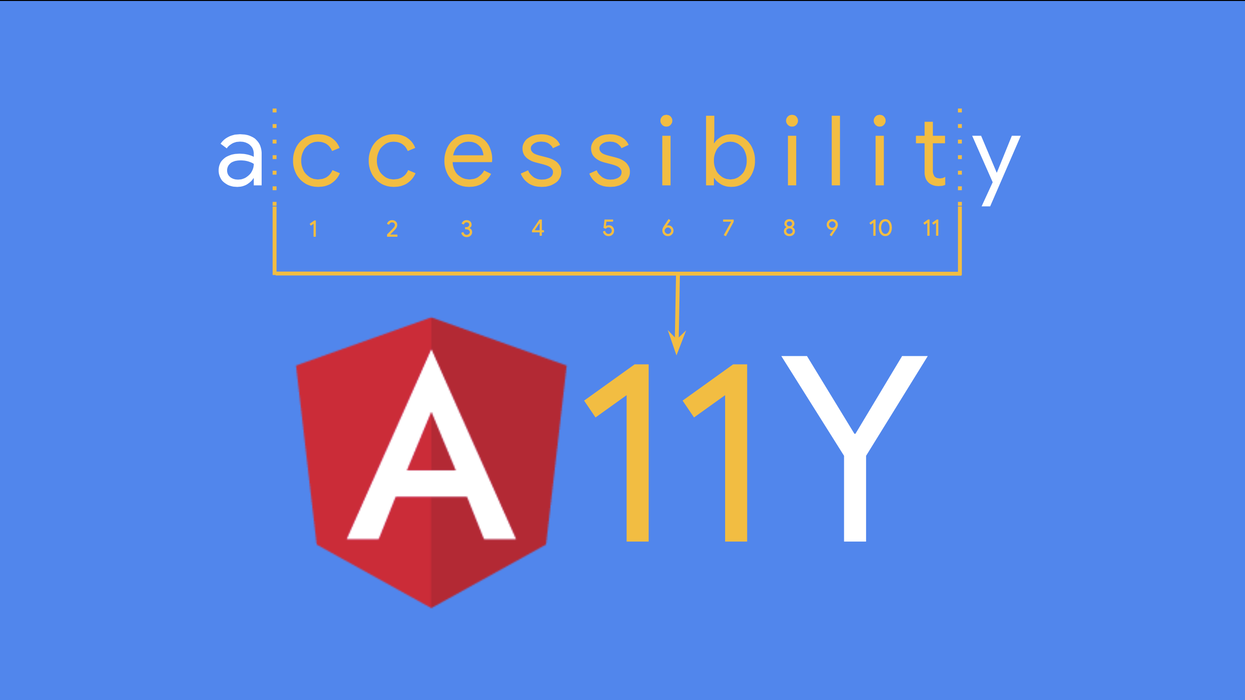 Angular a11y: 11 tips on how to make your apps more accessible