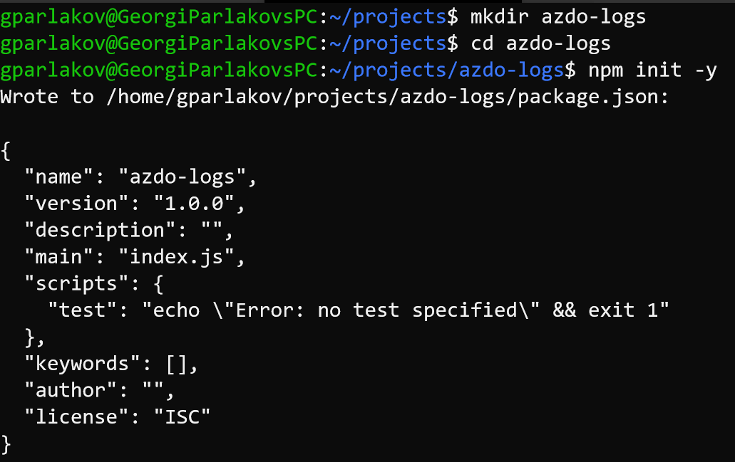 1-init-package