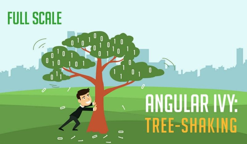 A gentle introduction into tree shaking in Angular Ivy