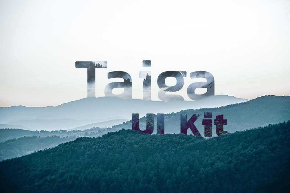 Taiga UI is a new Angular UI Kit that you should try